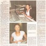 Ilanga Newspaper Article