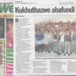 Isolezwe 30 July 2012