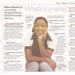 Sunday Tribune Article 1