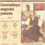 Ilanga Newspaper Article 2