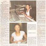 Ilanga Newspaper Article